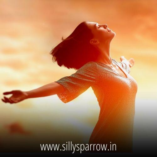 happiness status hindi me